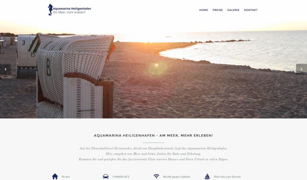 Aquamarina Heiligenhafen
