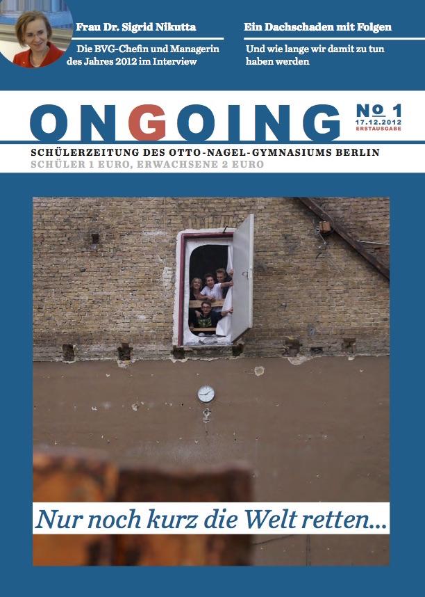 School Magazine 1